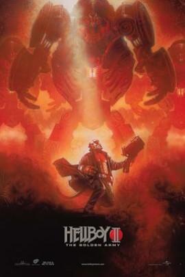 地狱男爵2:黄金军团