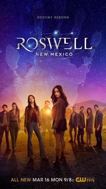 罗斯威尔第二季