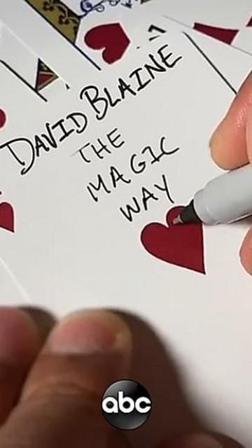 大卫布赖恩之街头魔术